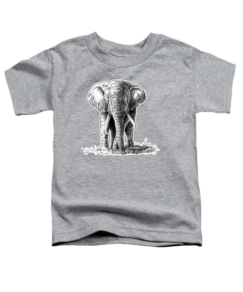 Elephant In The Room Toddler T-Shirt