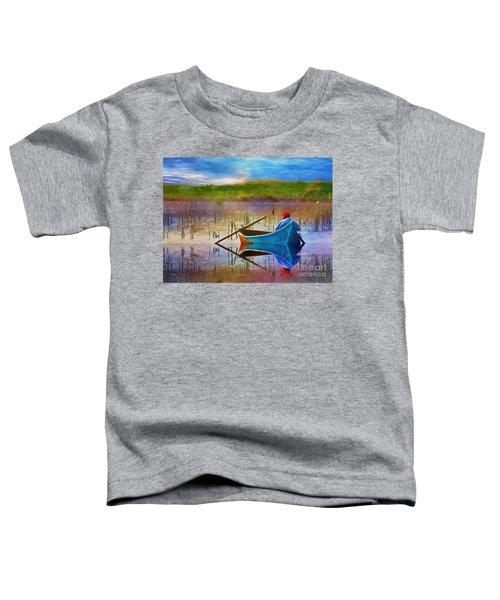 Embarkedero Toddler T-Shirt