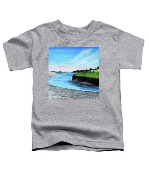 Essex River South Ipswich Toddler T-Shirt
