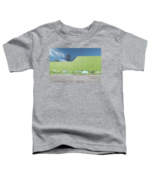 Euro New Topographics 26 Toddler T-Shirt