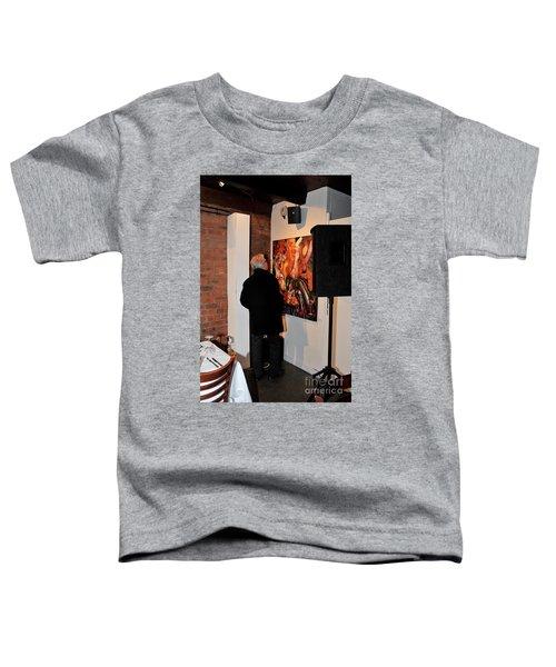 Exhibition - 08 Toddler T-Shirt