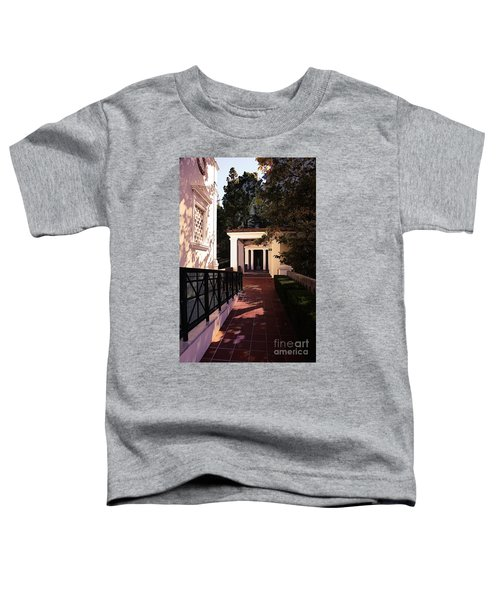 Exterior Amazing Getty Villa  Toddler T-Shirt