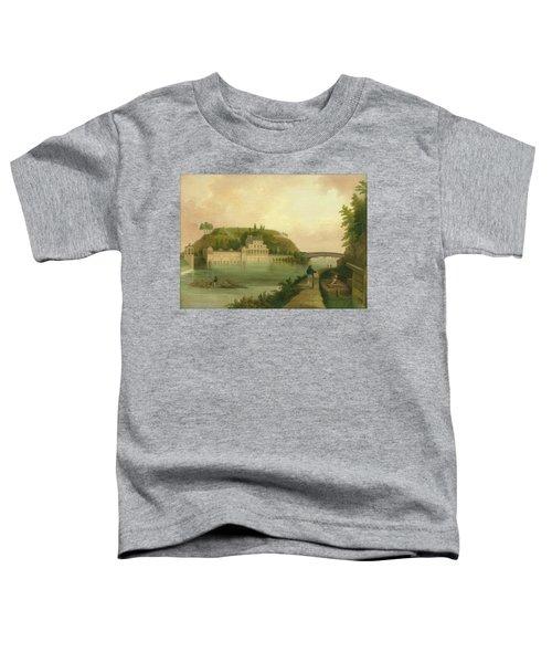 Fairmount Waterworks About 1838 Toddler T-Shirt