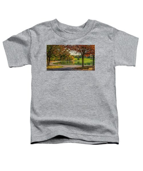 Fall In Montreal Toddler T-Shirt