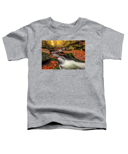 Fall Power Toddler T-Shirt