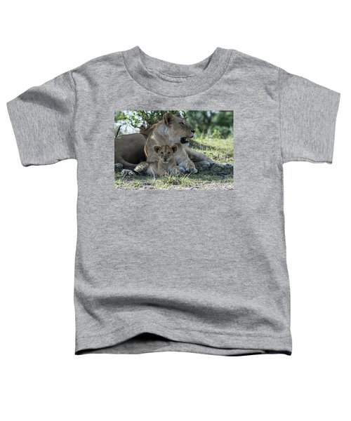 Family Time Toddler T-Shirt