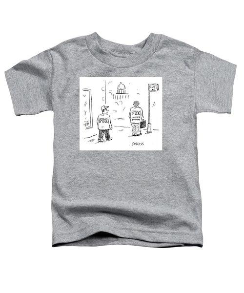 Fbi Limited Edition Toddler T-Shirt