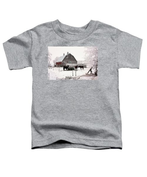 Feed Toddler T-Shirt