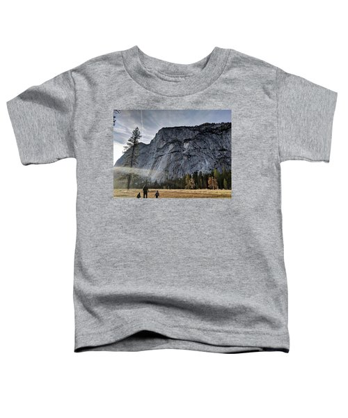 Feel Small Toddler T-Shirt
