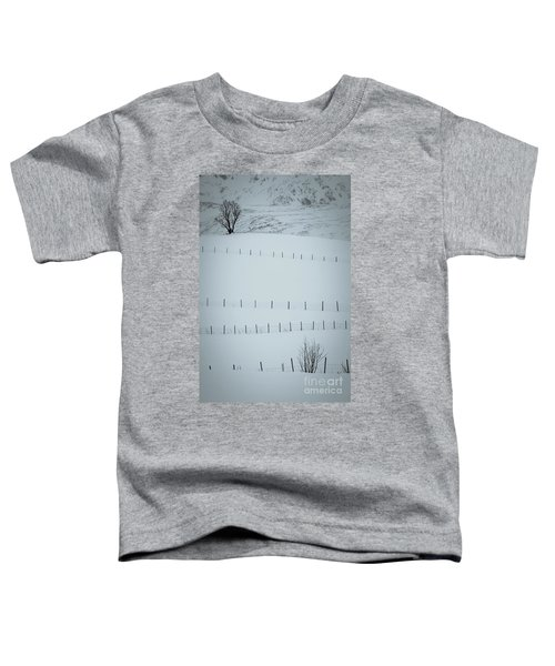 Fences And Trees Toddler T-Shirt