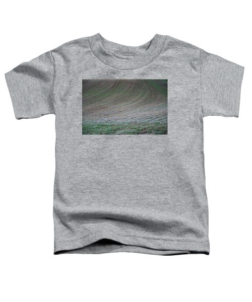 Field Patterns Toddler T-Shirt