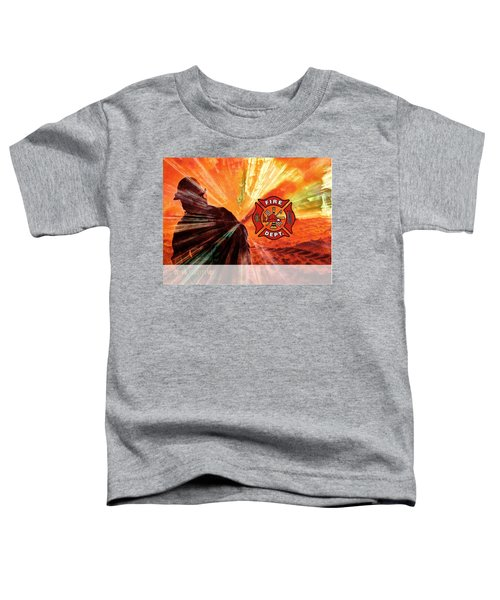 Fire Fighting 1 Toddler T-Shirt