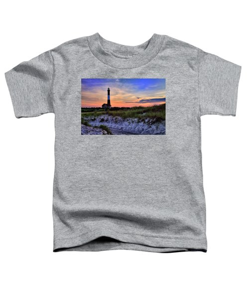 Fire Island Lighthouse Toddler T-Shirt