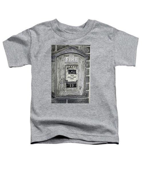 Firebox Toddler T-Shirt