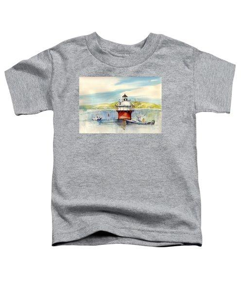 Fishing Bug Light Toddler T-Shirt