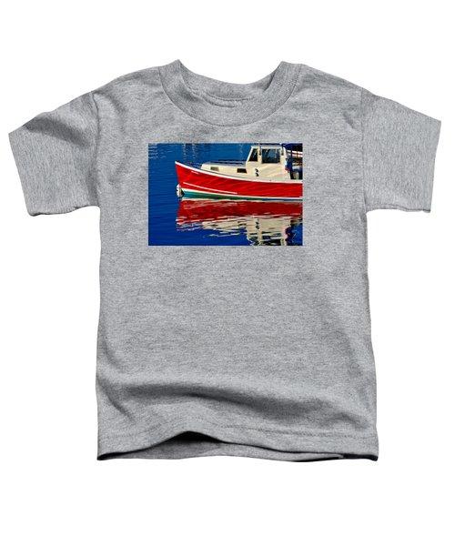 Flame Job Toddler T-Shirt