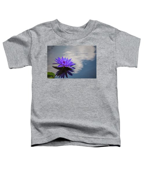Floating On A Cloud Toddler T-Shirt