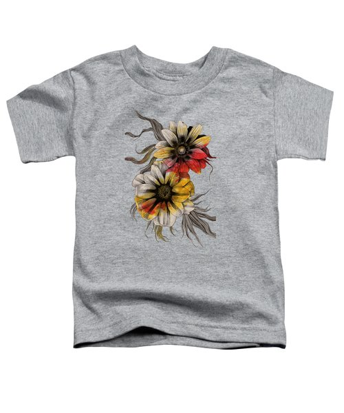 Floral Series - Gazania Rigens Toddler T-Shirt
