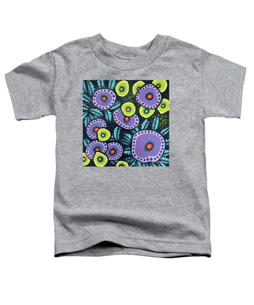 Floral Whimsy 12 Toddler T-Shirt