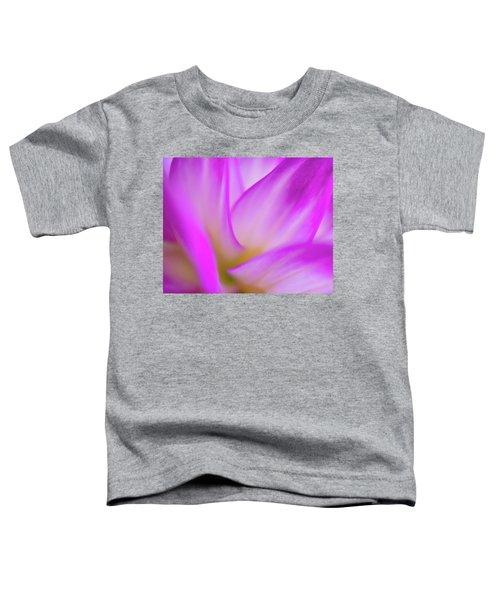 Flower Close Up Toddler T-Shirt