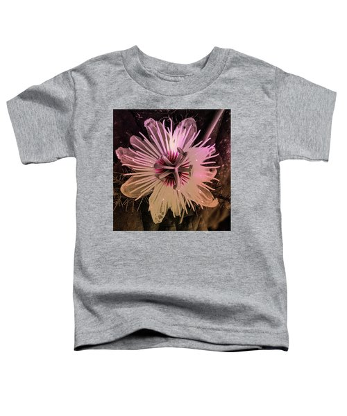 Flower With Tentacles Toddler T-Shirt