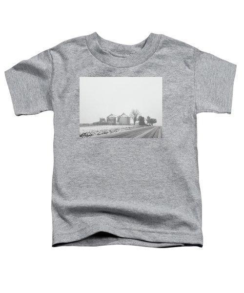 Foggy Farm Toddler T-Shirt