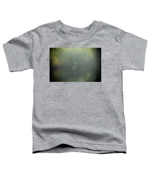 Foggy Morning Toddler T-Shirt