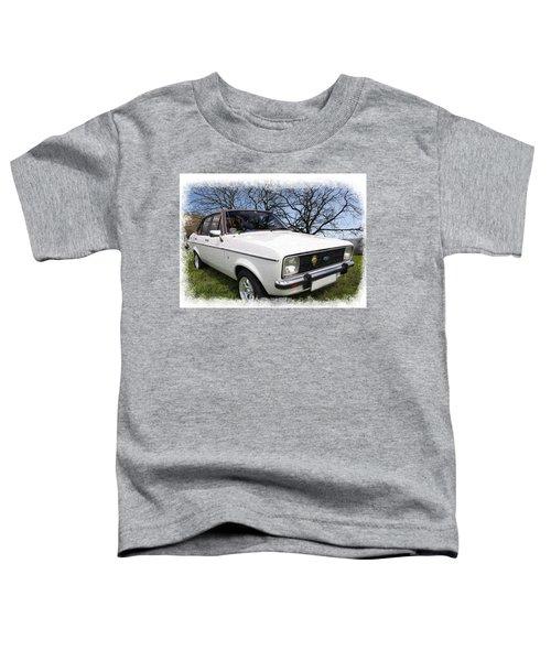 Ford Escort Toddler T-Shirt
