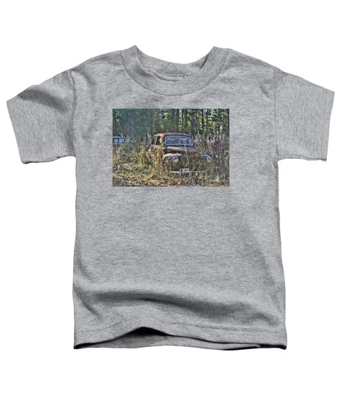 Forest Finds Toddler T-Shirt
