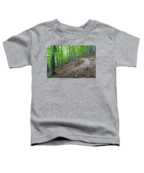Forest On Balkan Mountain, Bulgaria Toddler T-Shirt