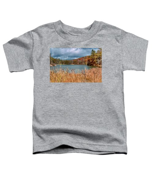 Framed Lake Toddler T-Shirt