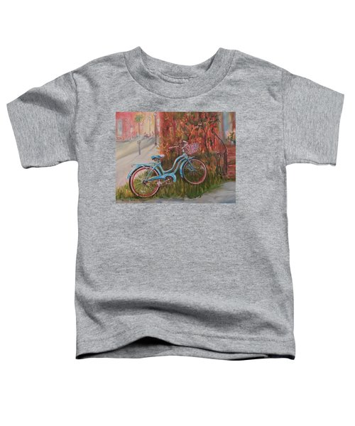 Frequent Flyer Toddler T-Shirt