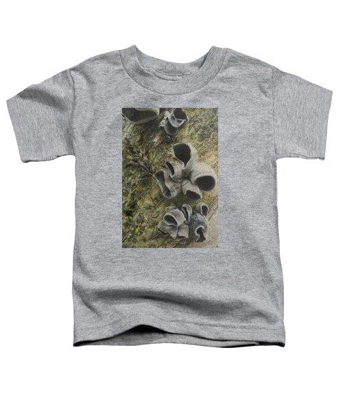Fungi And Algae Toddler T-Shirt