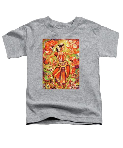 Ganges Flower Toddler T-Shirt