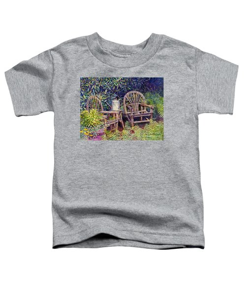 Garden Retreat Toddler T-Shirt