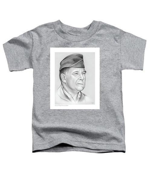 General Chuck Horner Toddler T-Shirt