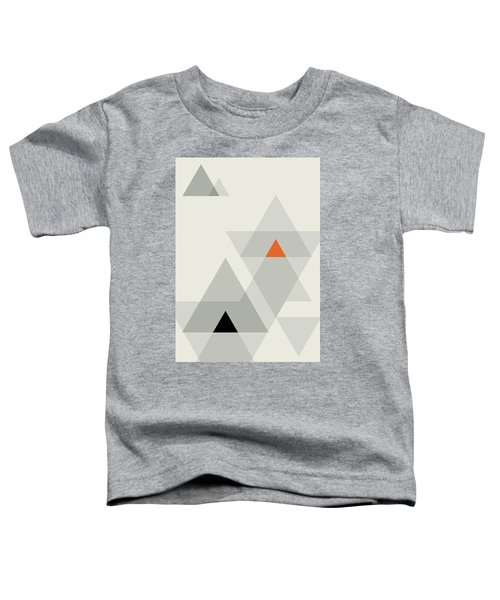 Geometric Painting 15 Toddler T-Shirt