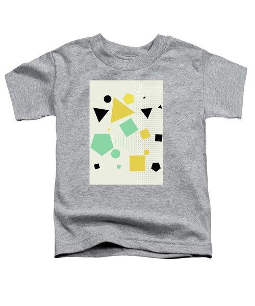 Geometric Painting 7  Toddler T-Shirt
