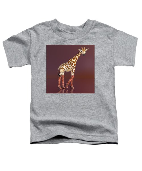 Living In A Modern World Toddler T-Shirt