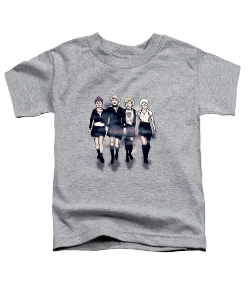 Golden Craft Girls Toddler T-Shirt