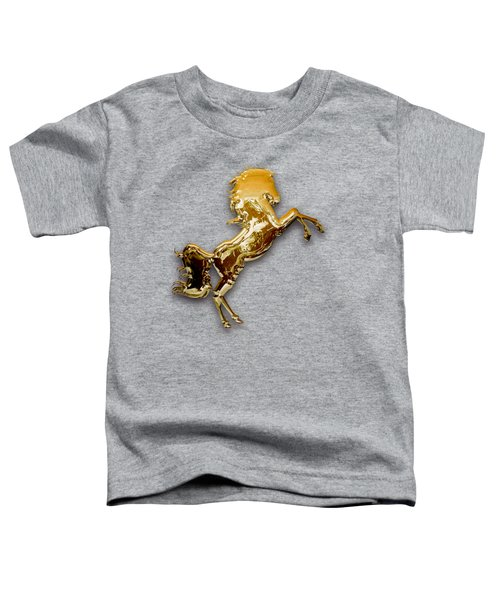 Golden Stallion Toddler T-Shirt