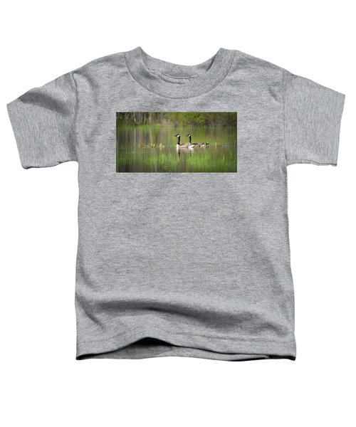 Goose Family #5 Toddler T-Shirt