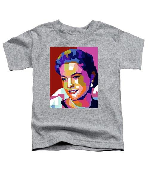 Grace Kelly Toddler T-Shirt