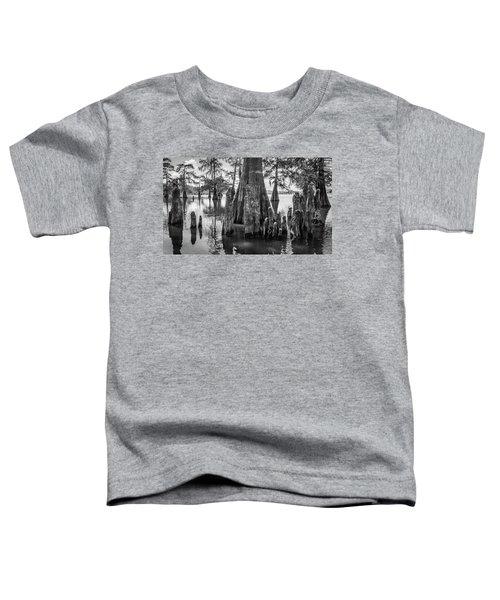 Grand Lake Cypress Toddler T-Shirt