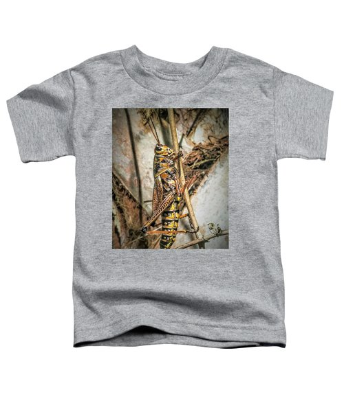 Grasshopper Toddler T-Shirt