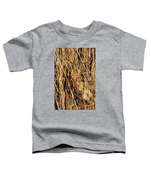 Great Bittern Toddler T-Shirt
