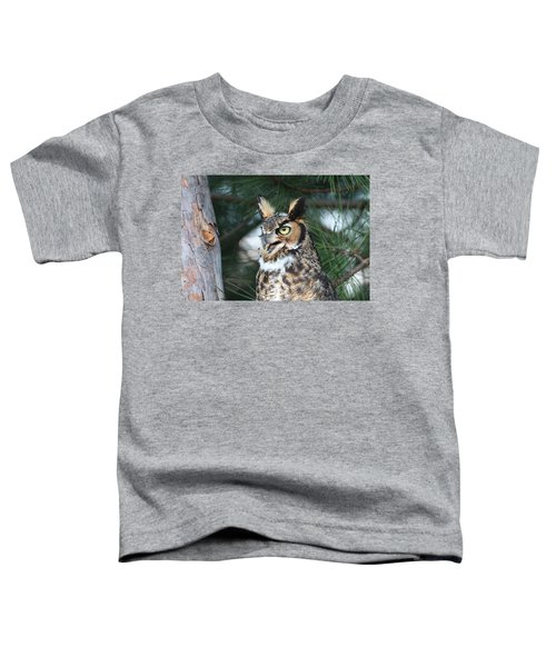 Great Horned Owl 5151801 Toddler T-Shirt