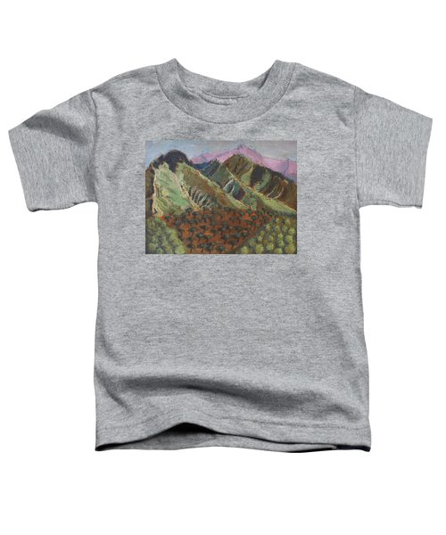 Green Canigou Toddler T-Shirt