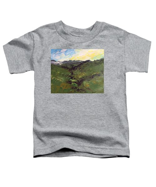 Green Hills Toddler T-Shirt