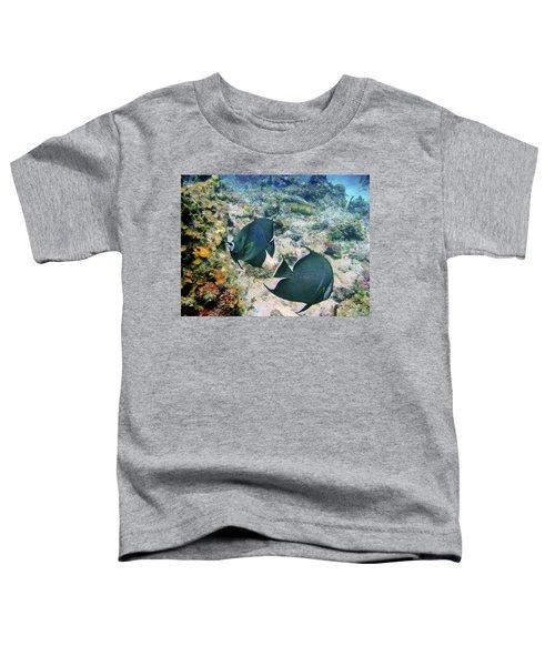 Grey Play Toddler T-Shirt